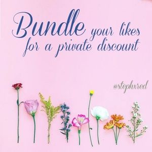 Other - Bundle for Discounts!